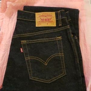 Nwot Levi's boot cut jeans